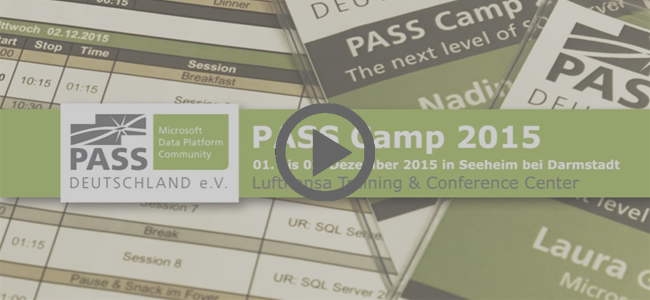 PASS Camp Video